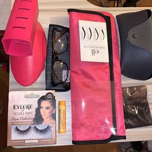 Includes all items Eyelure Eyelashes Bronze Beauty